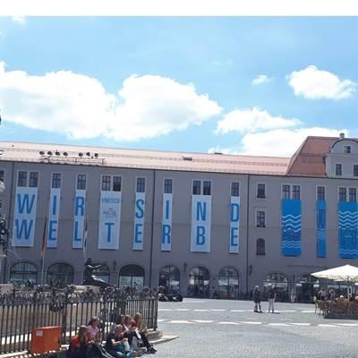 Die Stadt Augsburg ist UNESCO-Welterbe