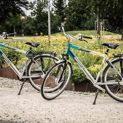 Zwei besondere Radwege in Bayern