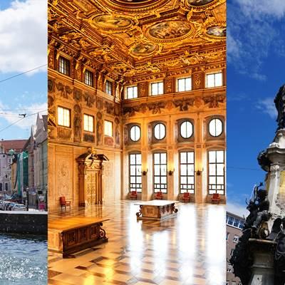 Ausflugs- & Freizeitmöglichkeiten um BEST Hotel Zeller herum