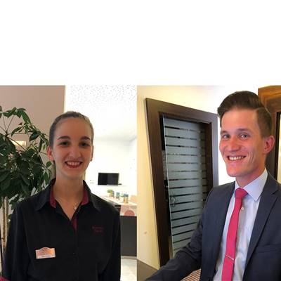 Teamvorstellung im BEST Hotel Zeller – die Fünfte.