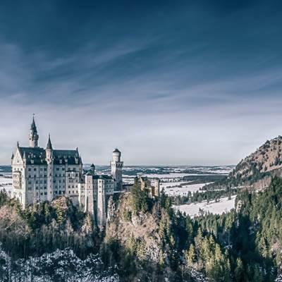Winterliche Ausflüge rund um Königsbrunn