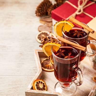 Glühwein, Plätzchen und die Adventszeit in Bayern