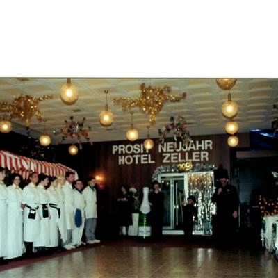 100 Jahre BEST Hotel Zeller - Die 1980er und 90er Jahre