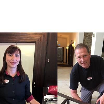 Teamvorstellung im BEST Hotel Zeller – die Dritte.