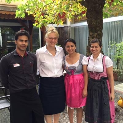 Fachkräfteausbildung im BEST Hotel Zeller