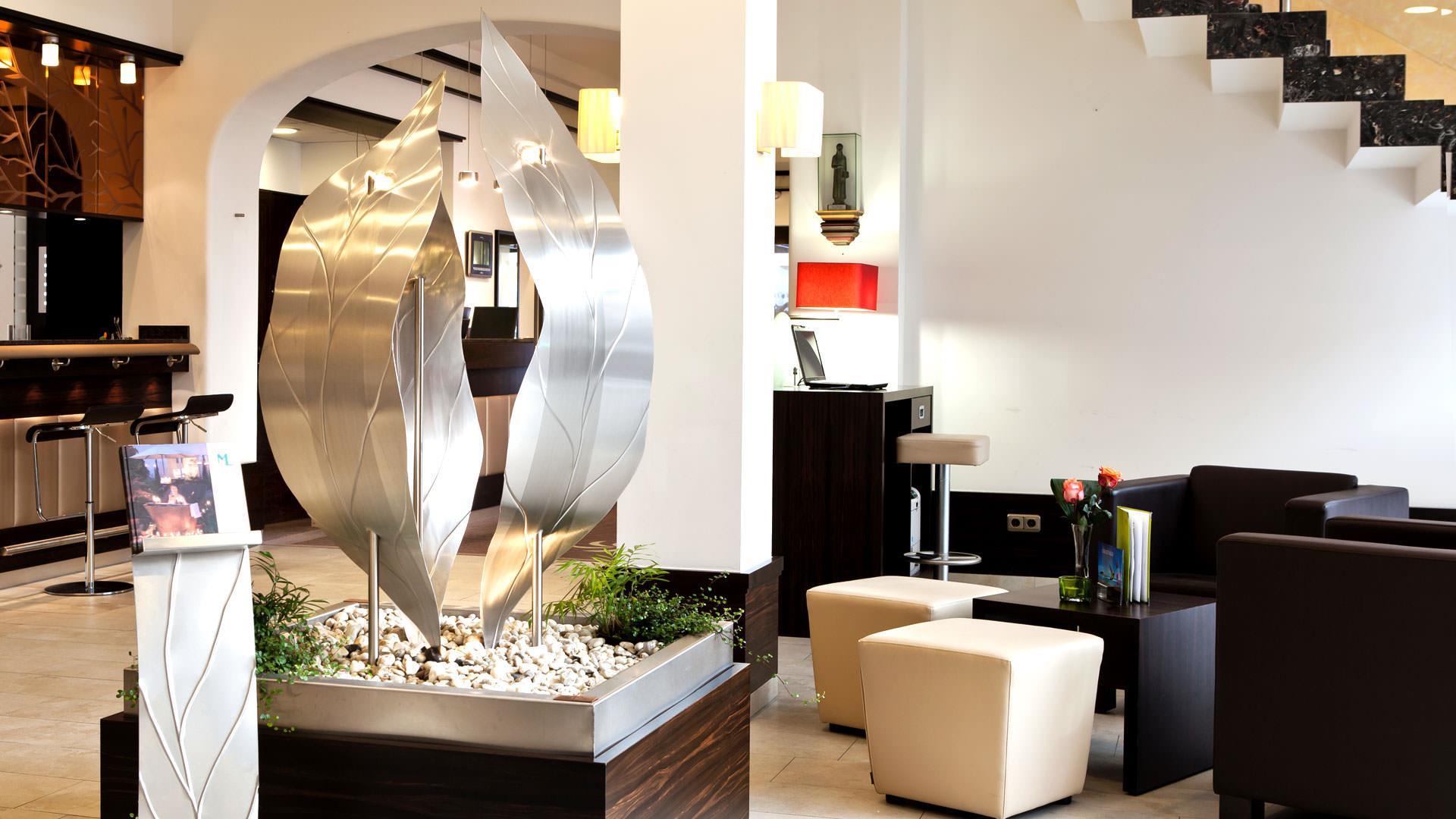 Moderne Hotellobby